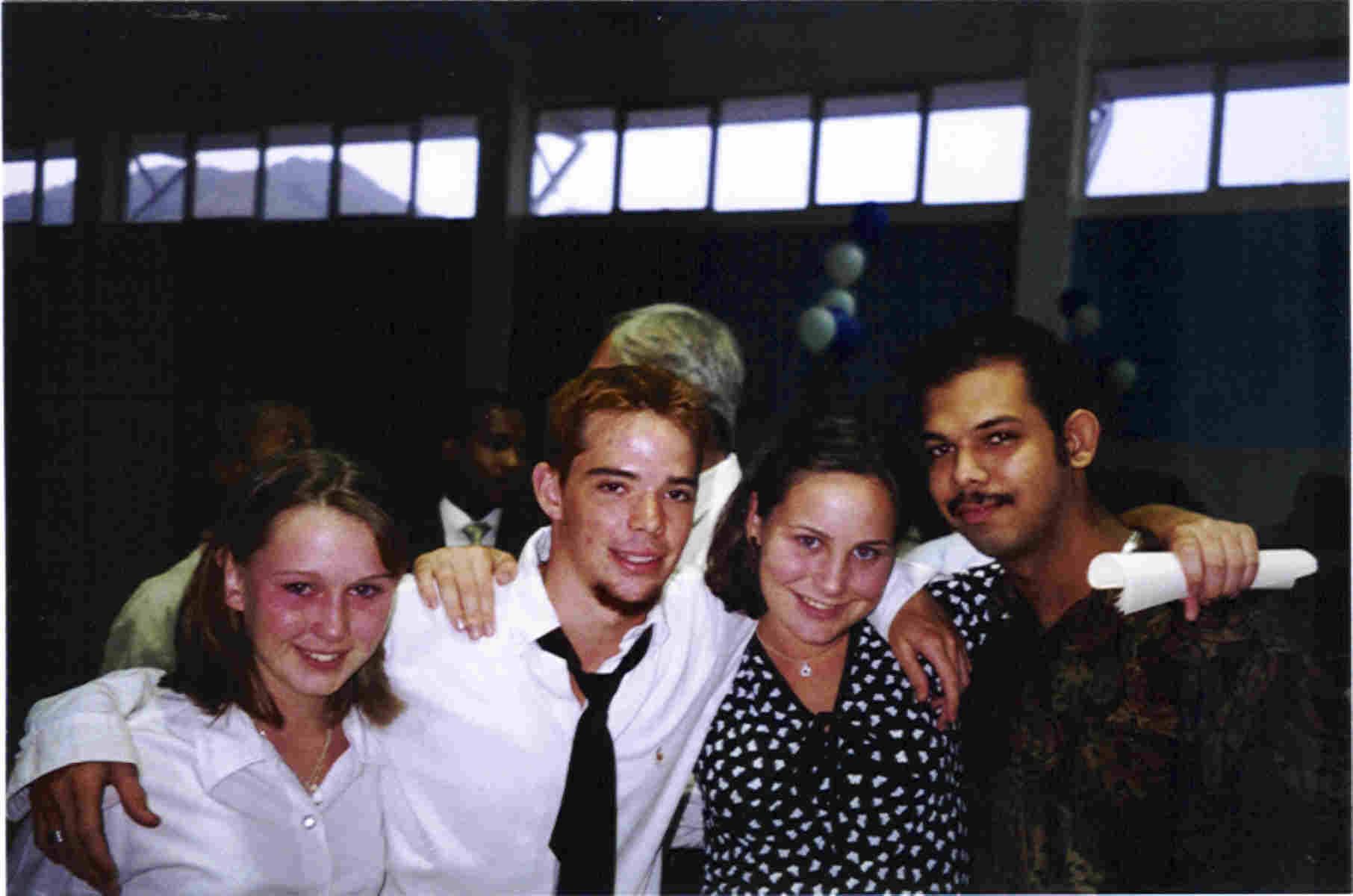 Lynn, Dan, Karen, McNumbnuts