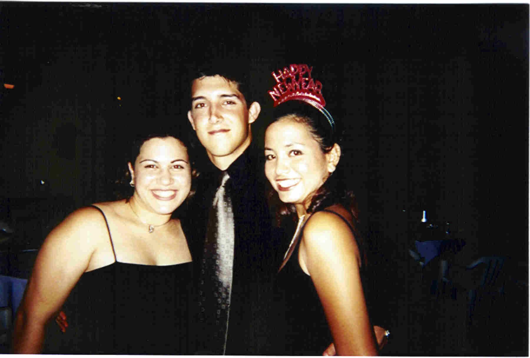 Natalie, Me, and Sacha
